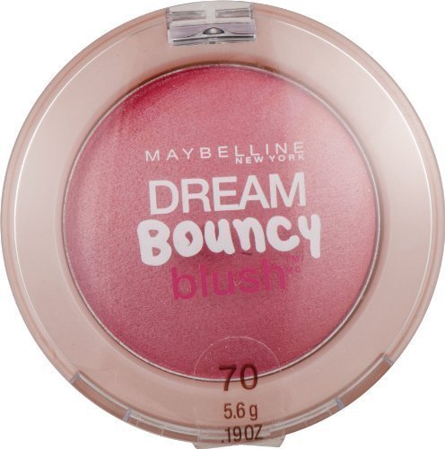 Dream Bouncy Blush (Maybelline Dream Bouncy Blush 70 Hot Tamale by Maybelline)