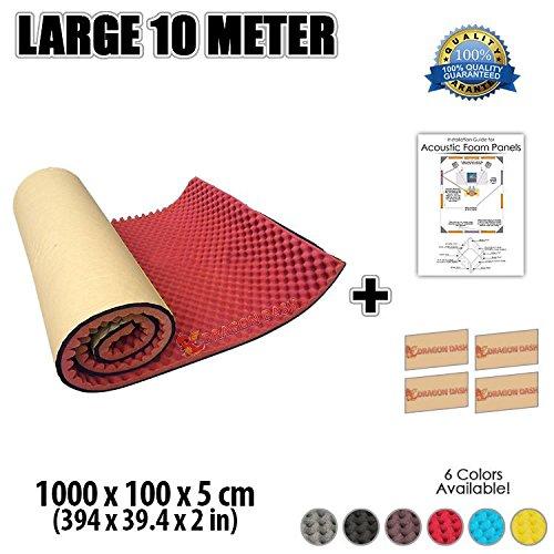 super-dash-1-pezzo-di-10-metro-1000-x-100-x-5-cm-auto-adesiva-eggcrate-rotolo-schiuma-fonoassorbenti