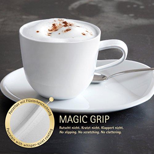 Kahla 02B110A90002C O - The Better Place Cappuccino Tassen Set 4 teilig 2 Personen 250 ml...