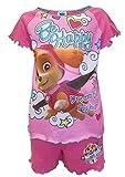 Mädchen Paw Patrol Pyjama Short Set, 18 Monate - 5 Jahre