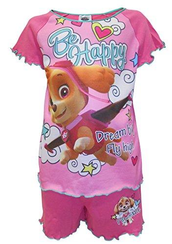 Cartoon Character Products Mädchen Paw Patrol Pyjama Short Set, 18 Monate - 5 Jahre - 18-24 months/92 cms -