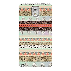 EYP Cheetah Leopard Print Back Cover Case for Samsung Note 3