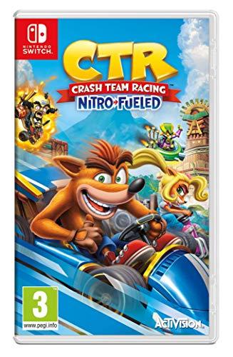 Pisa a fondo el acelerador y desmelénate con Crash Team Racing Nitro-Fueled para PlayStation 4, Xbox One y Nintendo Switch. Coincidiendo con el 20º aniversario de su lanzamiento en PlayStation 1, Crash Team Racing llegará con todo el contenido origin...
