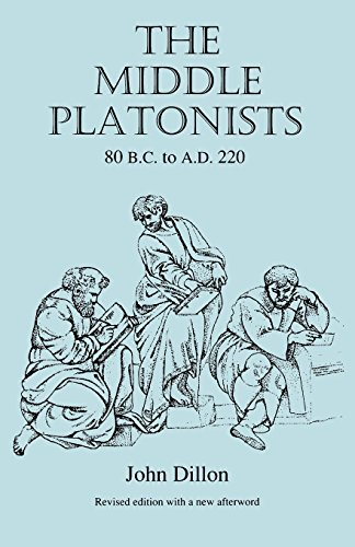 Preisvergleich Produktbild The Middle Platonists: 80 B.C. to A.D. 220 by John M. Dillon (1996-05-16)