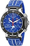 Tissot Herren-Armbanduhr Chronograph Quarz Silikon T048.417.27.047.00
