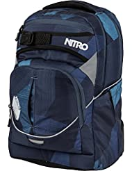 Nitro Snowboards Unisex Superhero Rucksack