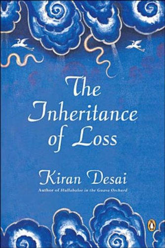 Book cover for The Inheritance of Loss