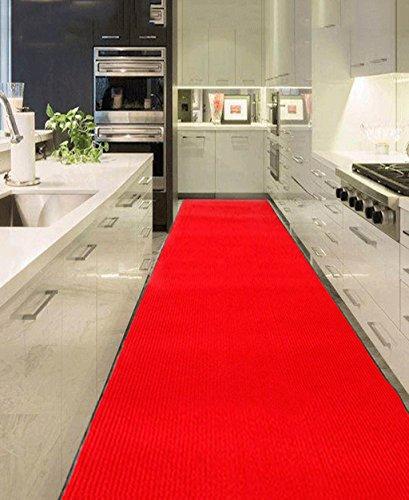 CAIJUN Alfombras Home Escaleras de entrada de doble fila Receso de alfombras antideslizantes de alfombra de polvo, PVC Alfombras alargadas de escalera antideslizante (1-15 metros) Alfombras infantiles ( Color : C , Tamaño : 0.9*1.0m )
