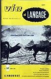 Telecharger Livres VIE ET LANGAGE No 168 du 01 03 1966 SOMMAIRE IMAGES ARABES PAR ZAKI EL HAKIM JEUX ET BATAILLES PAR JEAN MELLOT LA FORCE DE L HABITUDE DANS LE FRANCAIS TEL QU ON LE PARLE PAR GEORGE BARLOW DU NOM DES MALES ET DES FEMELLES CHEZ LES ANIMAUX PAR JULIEN TEPPE QUERELLES DE MOTS CHEZ M BONFRANCAIS FAUX NEOLOGISMES PAR JJ HEMARDINQUER IN MEMORIAM ADRIEN BERNELLE NOTES ET REMARQUES PAR J PHOL TELESCOPAGES LINGUISTIQUES PAR MM DUBOIS IL Y A CHE ET CHE IL N Y A PAS DE SYNONYMES C (PDF,EPUB,MOBI) gratuits en Francaise