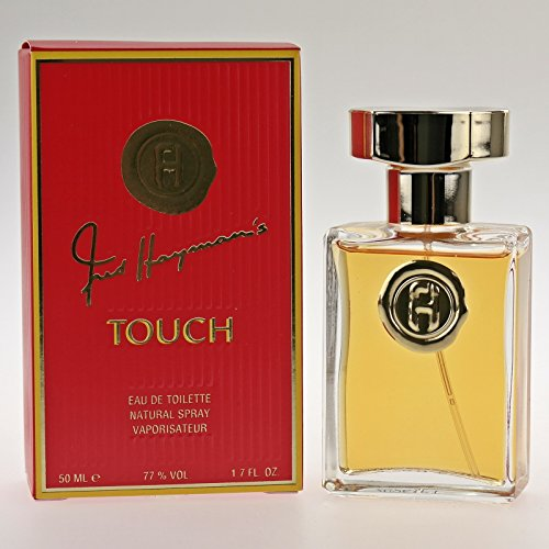 Touch By Fred Hayman For Women. Eau De Toilette Spray 1.7 Ounces by Fred Hayman (English Manual) (Ounce Spray Touch-1.7)