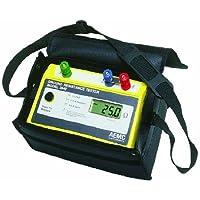 AEMC 3640, 3digital tierra probador de resistencia Kit, Tester with 150' Leads, 1