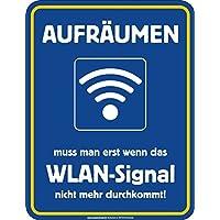 """52 x 11 cm Schild im Straßenschild-Design /""""Fummel-Ecke/"""" 3 mm Alu-Verbund"""