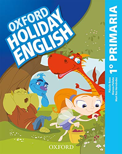 Holiday English 1.º Primaria. Student's Pack 3rd