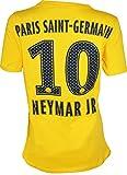 T-shirt PSG - NEYMAR Jr - Collection officielle PARIS SAINT GERMAIN - Taille adulte Femme S
