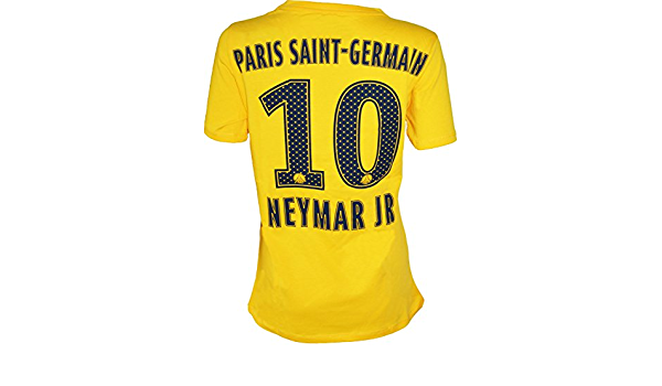 Paris Saint Germain maglietta PSG Collezione Ufficiale Neymar Jr ...