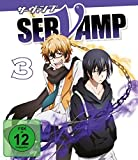 Servamp - Vol. 3 [Blu-ray]