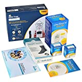 Apollo Sugar Diabetes Home Care Basic Kit (White)