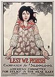 World War I: Refugees. /N