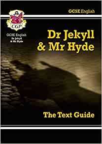 Image result for CGP Jekyll and Hyde revision guide