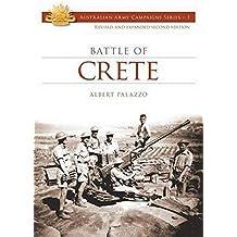 Battle of Crete (Australian Army Campaigns S)