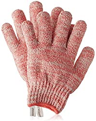 Eco Tools Recycled Bath & Shower Gloves, Colors May Vary 1 ea (Pack of 3)