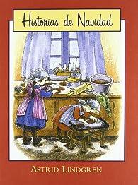 Historias de la Navidad par Astrid Lindgren