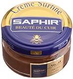 Cirage Saphir pommadier (Crème Surfine) marron noisette