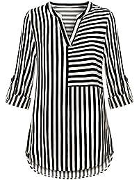 50f6211d0f Amazon.it: sottogiacca donna - Bluse e camicie / T-shirt, top e ...