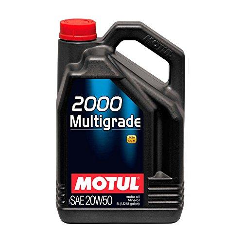 Motore olio lubrificante 4000 MOTION 20W50 5L - 20w50 Olio