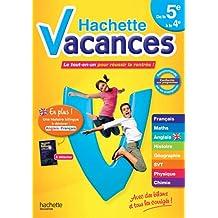 Hachette Vacances de la 5e à la 4e