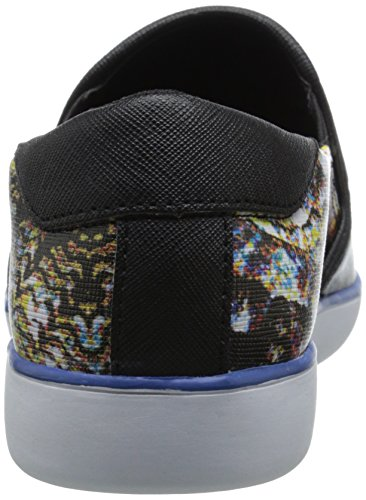Nine West LilDevil synthétique Fashion Sneaker Black/Multi