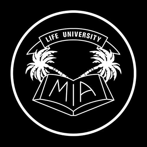MIA Life University White Men's Vest Black