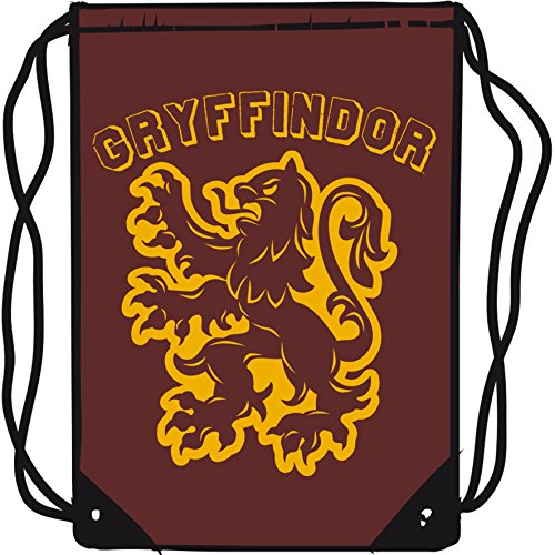 Saco Mochila Harry Potter Gryffindor