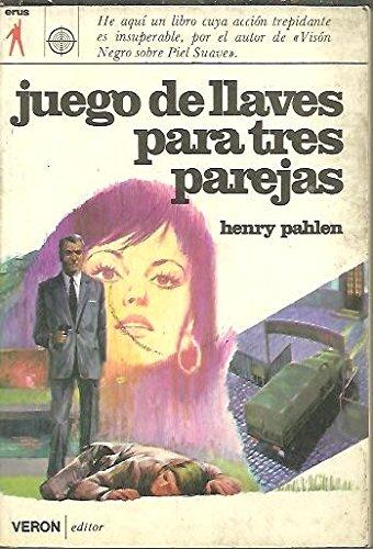JUEGO DE LLAVES PARA TRES PAREJAS. (Juegos Para Llaves)