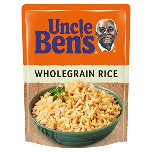 Uncle Ben's Express Wholegrain Rice 250g