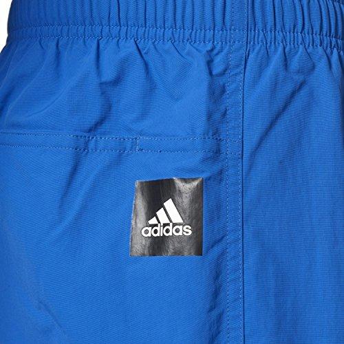 Short de bain adidas 3-Stripes Azul (Bleu / Noir)