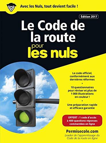Le code de la route pour les Nuls poche, édition 2017 par PERMISECOLE.COM