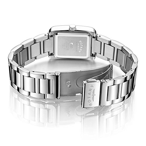 Rotary-Womens-Quartz-Watch-with-Silver-Dial-Analogue-Display-and-Silver-Stainless-Steel-Bracelet-LB0036006