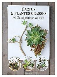 Cactus et plantes grasses par  Larousse