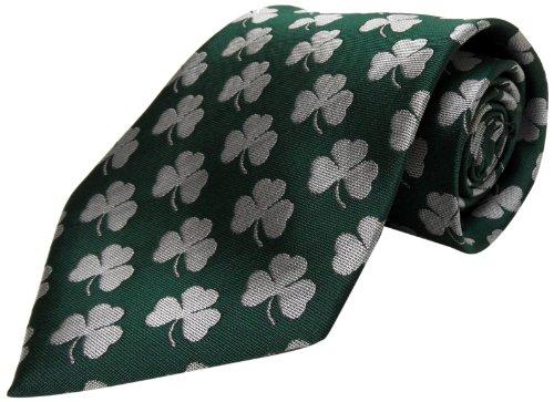Donegal Bay NCAA Notre Dame Fighting Irish Wiederholen Shamrock Krawatte