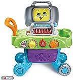 LeapFrog Smart Sizzling Grill Giocattolo BBQ Playset con Cibo, Accessori da Cucina per Gioco, conteggio e Suoni | Barbecue Bambine 2, 3, 4, 5 Anni, Multicolore, Box Size: W55 x H40.6 x D20cm, 607903