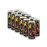 #WEGAIN Black Edition Birne-Holunder Fitness BCAA-Drink, 0,33L-Dose inkl. Pfand, 12er Pack
