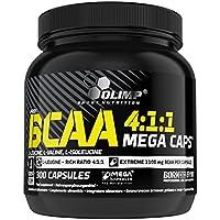 Preisvergleich für OLIMP BCAA 4:1:1 Mega Caps, 300 Kapseln