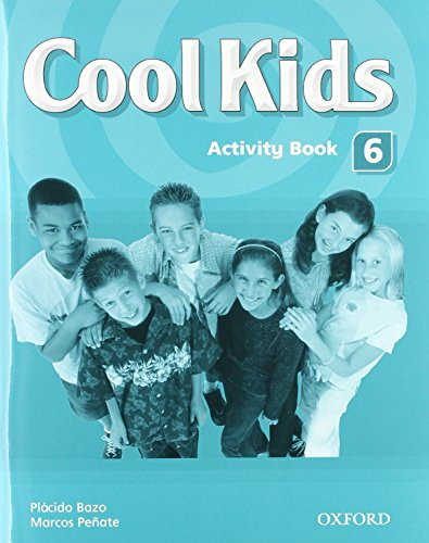 Cool Kids 6: Activity Book and Multi-ROM Pack - 9780194411462