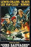 Codename Wild Geese Poster 01 Canvas A2 large 42x60cm Box Canvas Print 16x24 inch