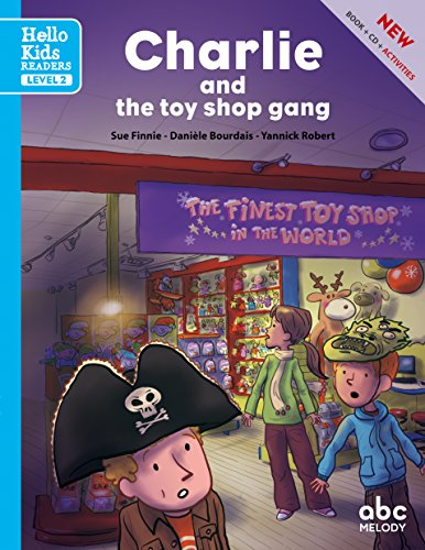Charlie and the toy shop gang (1CD audio) por Sue Finnie