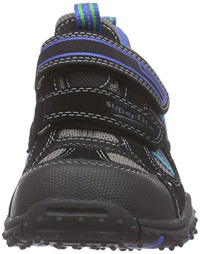 Superfit - Sport4, Sneaker basse Bambino Nero (Nero (Nero MULTI 03))