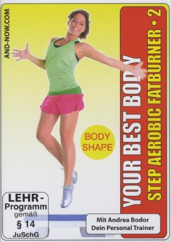 Your Best Body - Step Aerobic / Fatburner 2