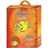 Odonil Smile Joy Bathroom and Car Freshener - 10 g (Pack of 6)