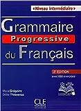 Grammaire Progressive du Francais, Intermediare (French Edition) by Claire MIquel (2013-01-01) - French and European Publications Inc - 01/01/2013